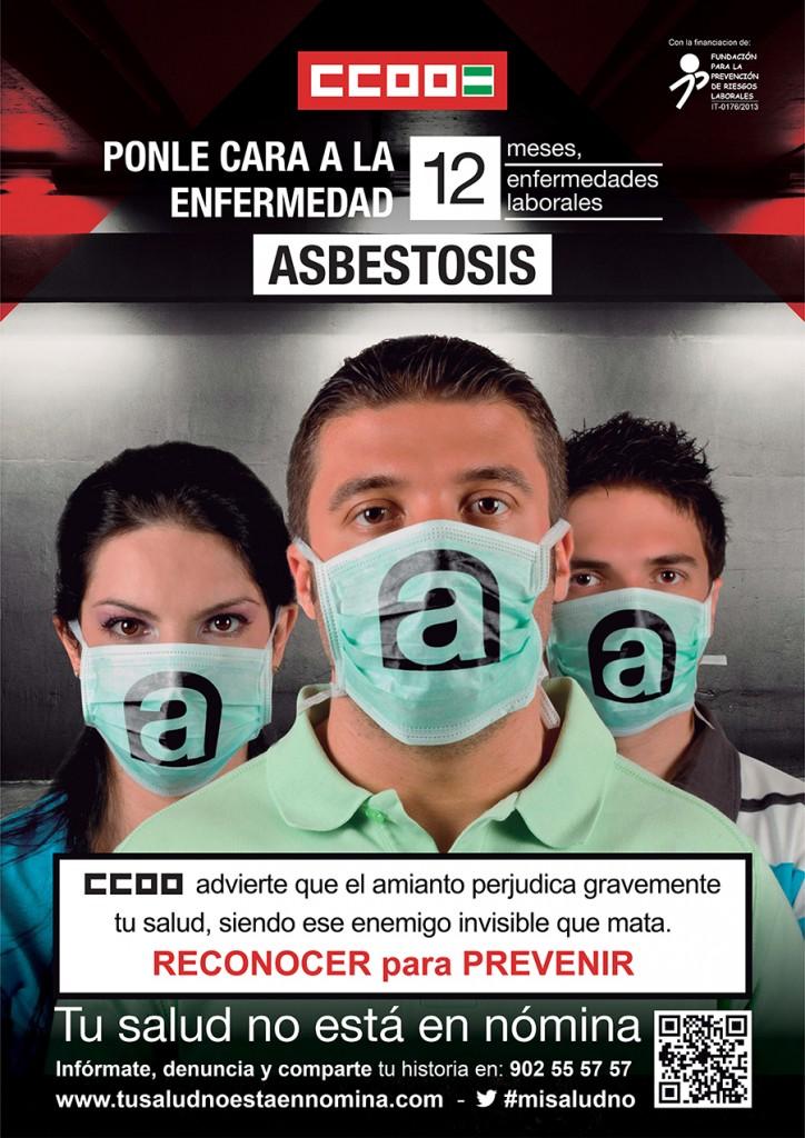 Enfermedad Profesional - Asbestosis