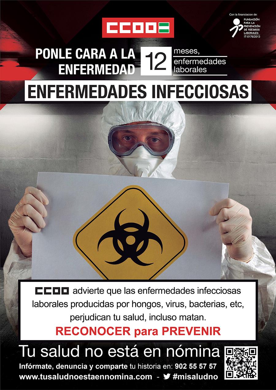 Enfermedades infecciosas - Enfermedad Profesional